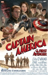 Captain America is the perfect set up to next summer's super-hero block party, The Avengers.
